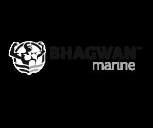 Bhagwan Marine Logo
