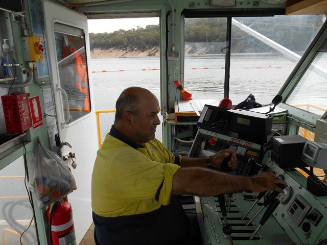Canaipa Passage Navigational Channel Reopened