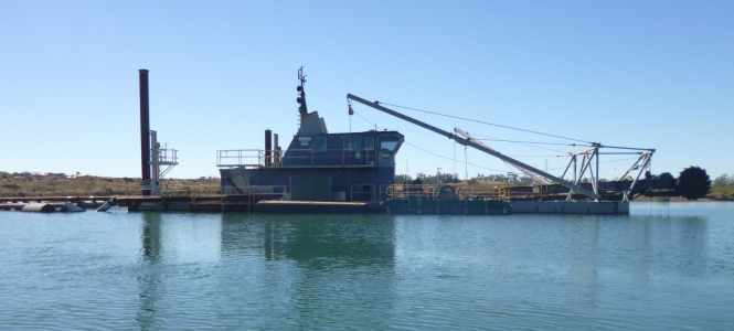 Neumann Contractors acquires another Cutter Suction Dredge