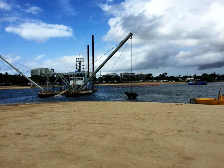 Maroochy Foreshore Dredging