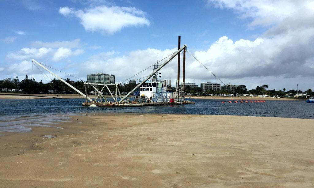 Maroochy Dredging - Completed