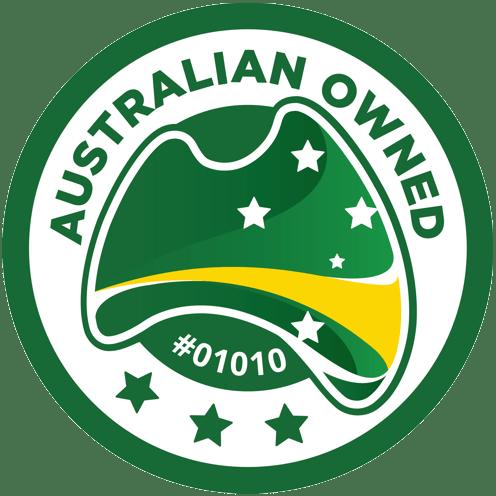 Australian Owned Badge