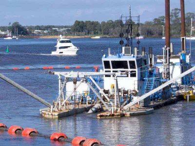 Bundaberg Burnett River Dredging