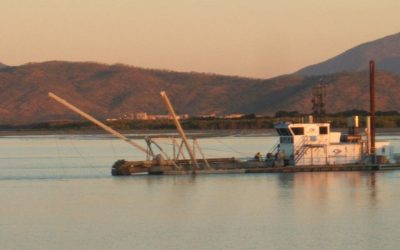 Townsville Marine Project - Banner