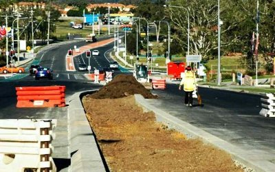 Wynumn Road Widening